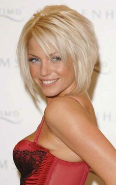 Blonde Shaggy Hairstyle