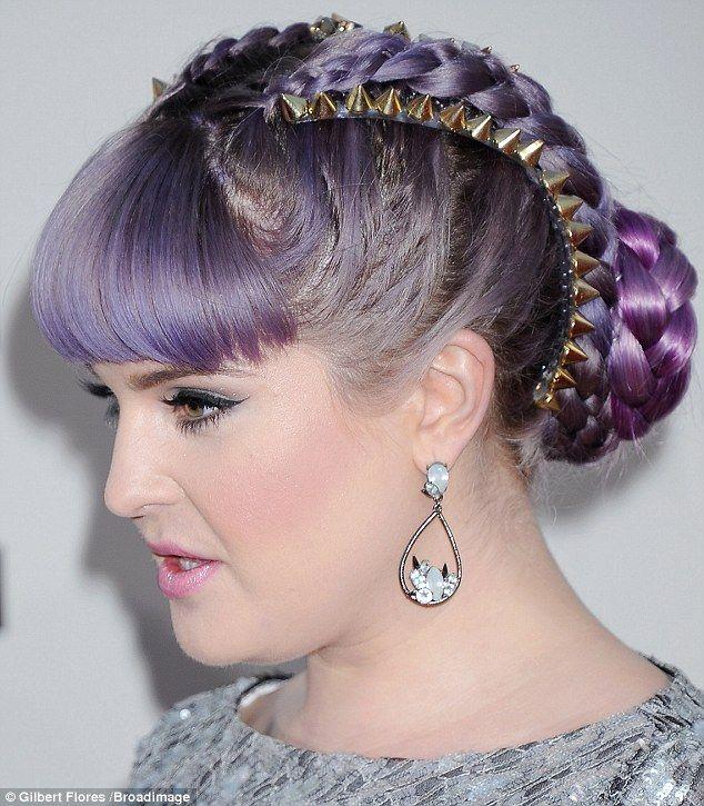 16 Eye-Catching Kelly Osbourne Hairstyles