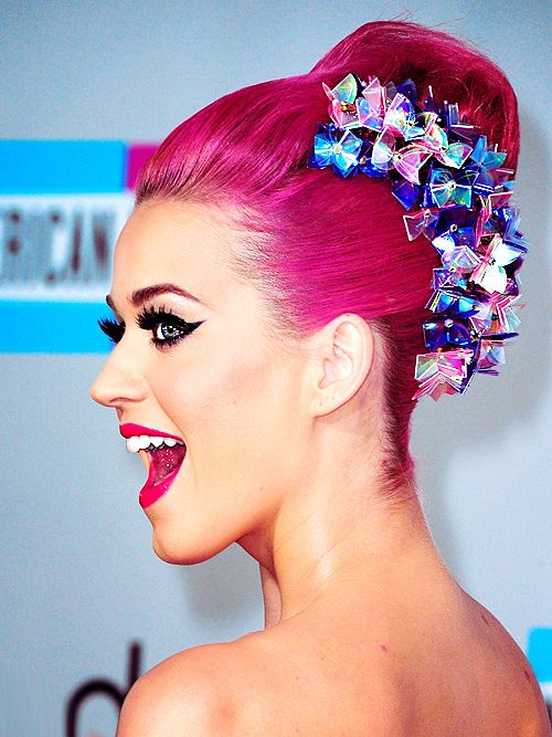 12 Amazing Katy Perry Hairstyles Pretty Designs