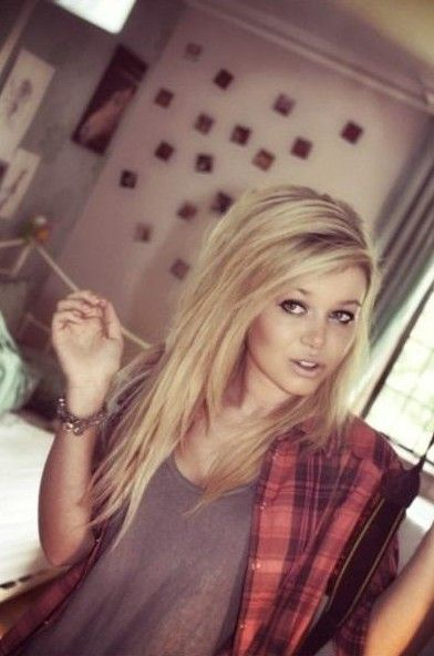 Cool 19 Amazing Blonde Hairstyles For All Hair Length Pretty Designs Short Hairstyles For Black Women Fulllsitofus