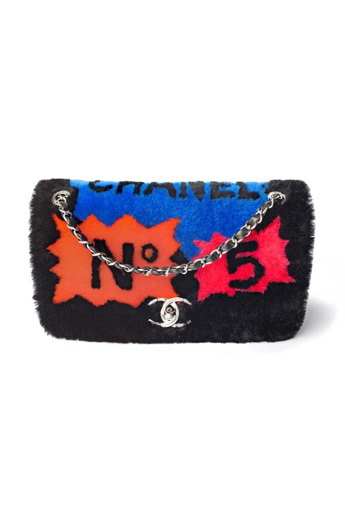 Chanel Top Shoulder Bag
