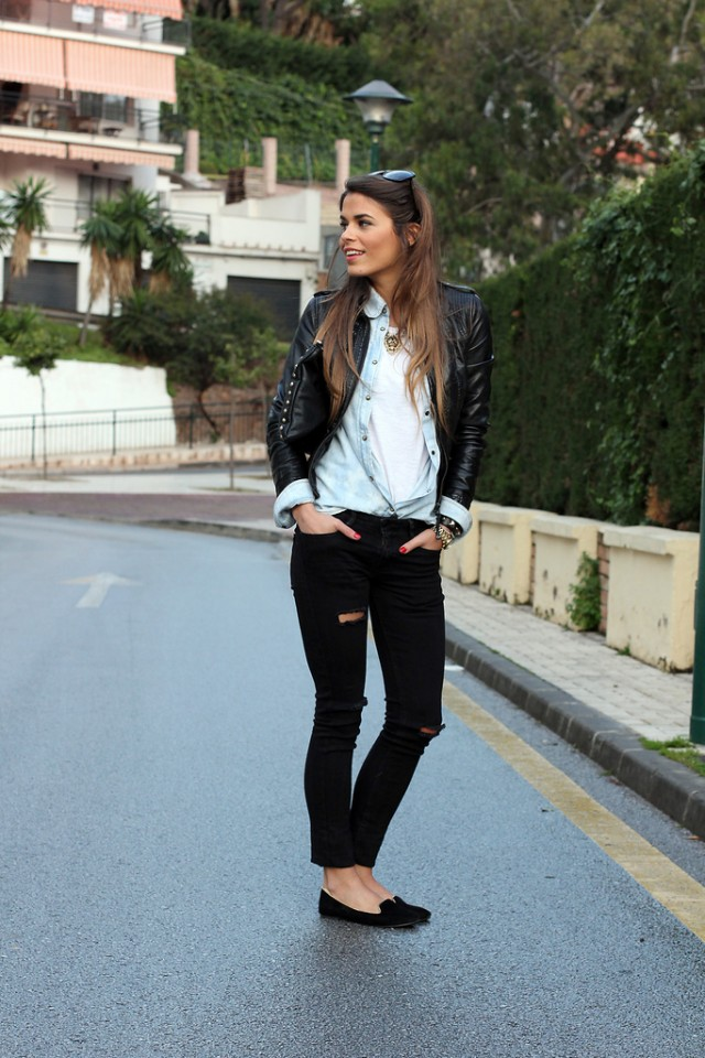 Super Stylish Black and White Outfit Ideas to Try - Pretty Designs
