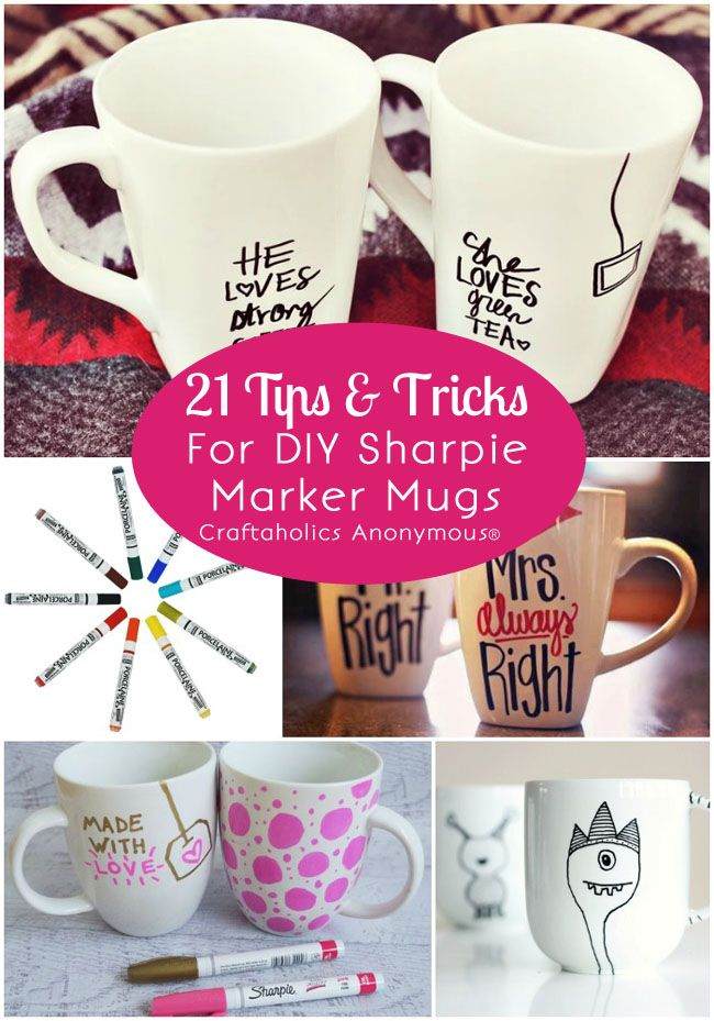 Diy Projects Adorable Mugs Pretty Designs
