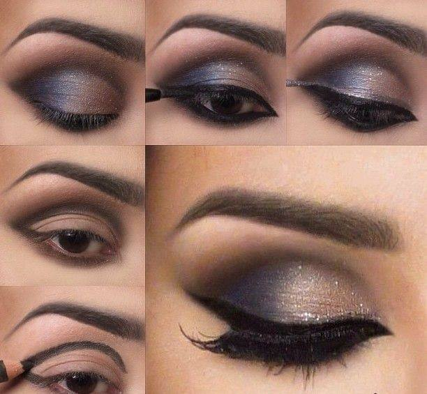 13 Glamorous Smoky Eye Makeup Tutorials For Stunning Party