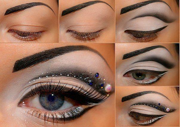 13 glamorous smoky eye makeup tutorials for stunning party