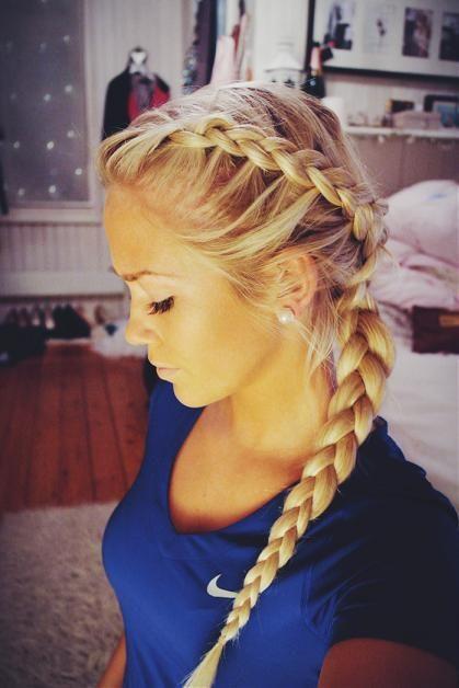 17 Stunning Dutch Braid Hairstyles With Tutorials - Pretty
