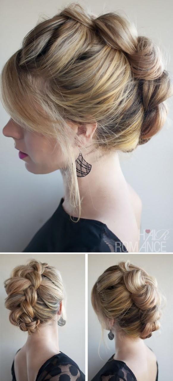Magnificent 17 Stunning Dutch Braid Hairstyles With Tutorials Pretty Designs Hairstyles For Men Maxibearus