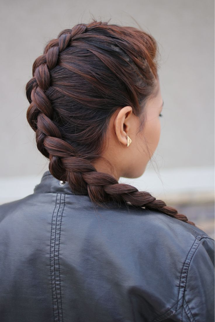 17 Stunning Dutch Braid Hairstyles With Tutorials Pretty Designs