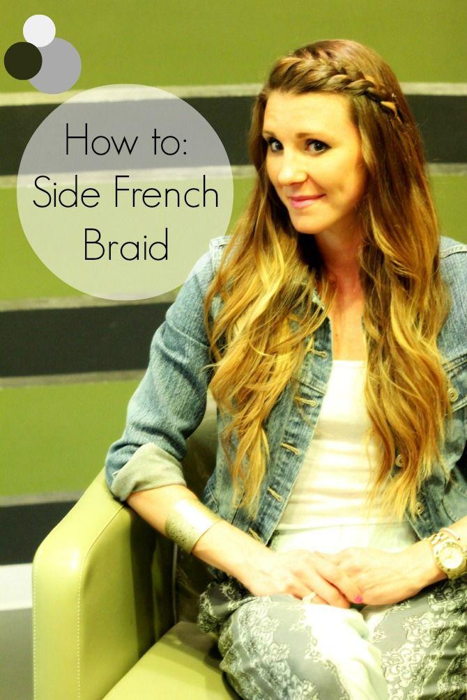 French Braid Tutorial