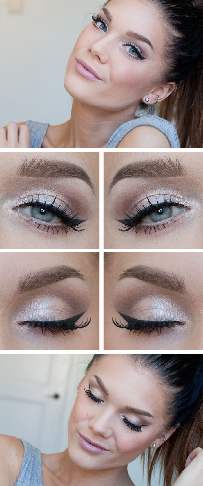 Simple Yet Stylish Light Makeup Ideas To Try For Daily