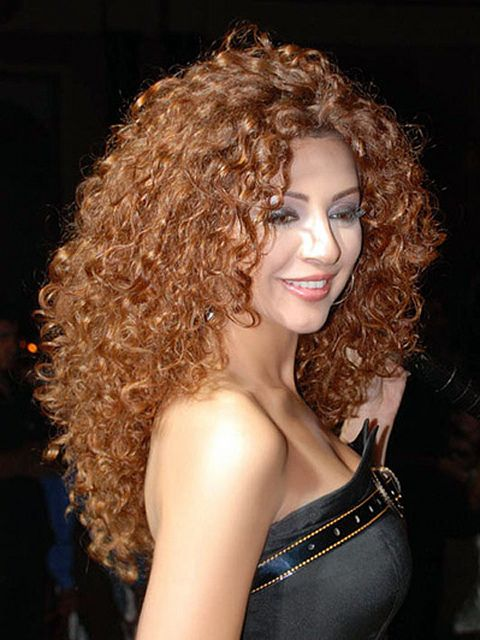 15 Ultra Chic Long Curly Hairstyles For Women Pretty Designs
