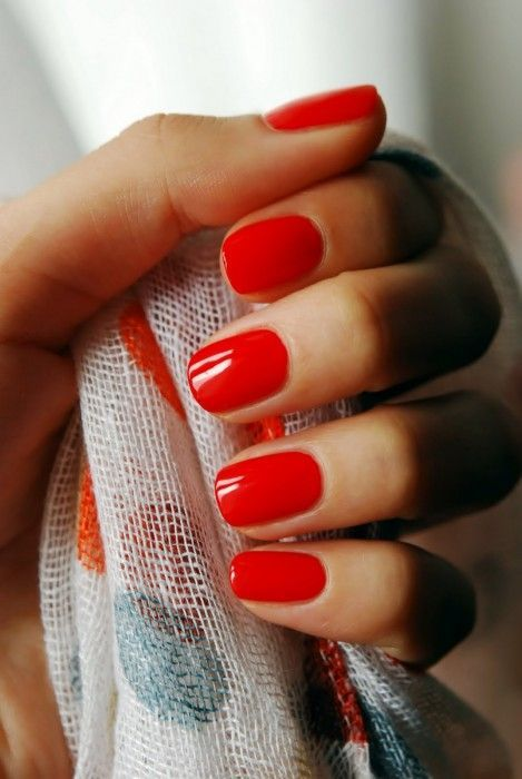 16 Bloody Hot Red Nails For Women Pretty Designs