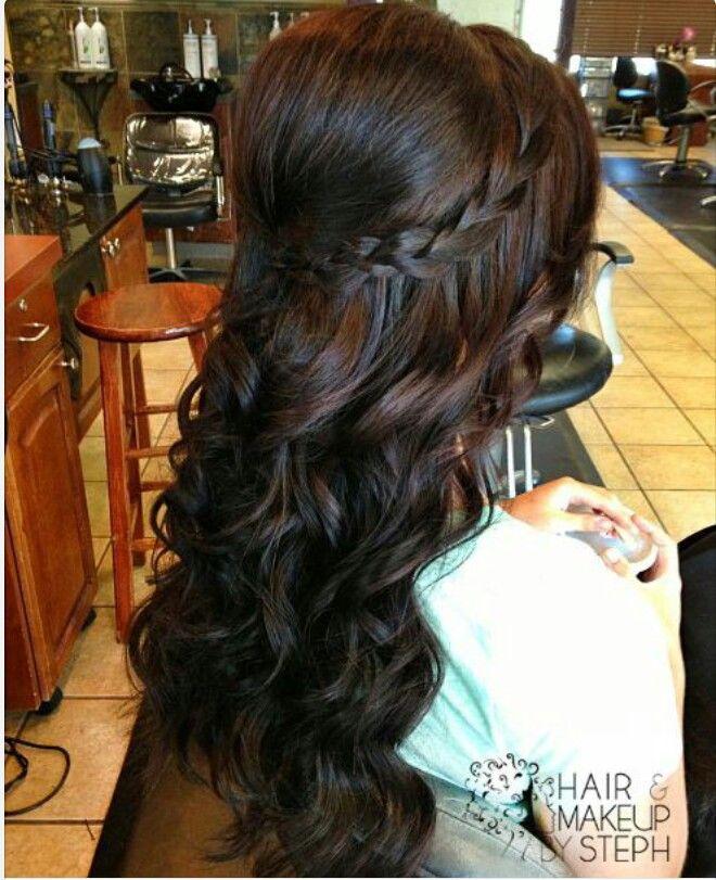 Fine Hairstyles For Prom Half Up Half Down Black Girls Picturefuneral Short Hairstyles For Black Women Fulllsitofus