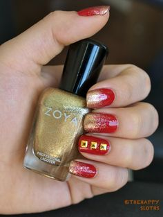 11 Ultra Cool Iron Man Nails