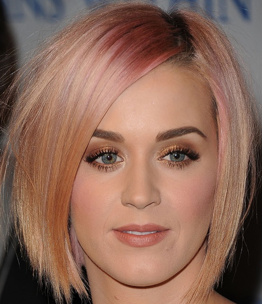 12 Amazing Katy Perry Hairstyles