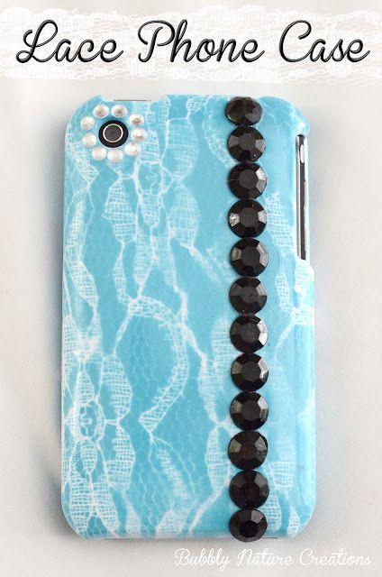 Lace Phone Case