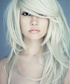 White Women Hair Styles Stunning 14 Wild And Chic White Hairstyles  Pretty Designs