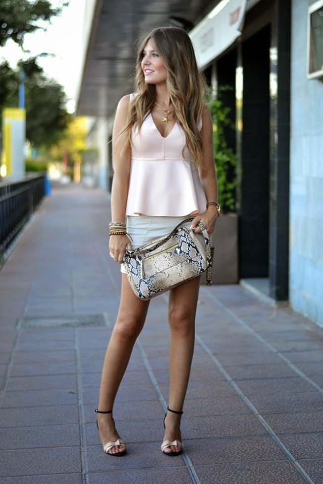 Lovely and Sexy Outfit Idea for Date