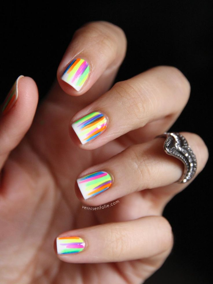 Make A New Manicure For Fall: Nail Designs