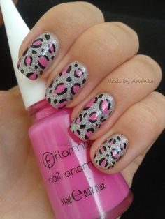 20 Fabulous Leopard Nail Art Designs For Women Pretty Designs