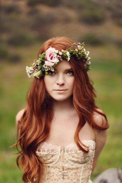 Pretty Flower Headband
