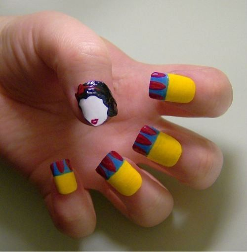 Pretty Nail Design