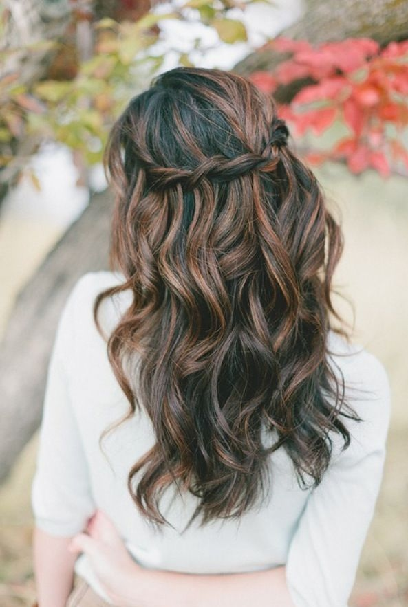 Incredible 14 Amazing Pull Through Braid Hairstyles For 2014 Pretty Designs Hairstyle Inspiration Daily Dogsangcom