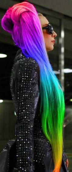 15 Interesting Lady Gaga Hairstyles Pretty Designs