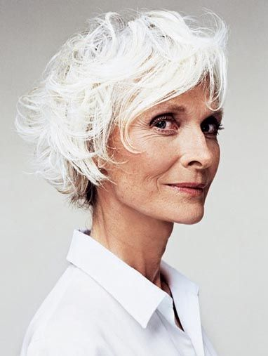14 Wild and Chic White Hairstyles - Pretty Designs