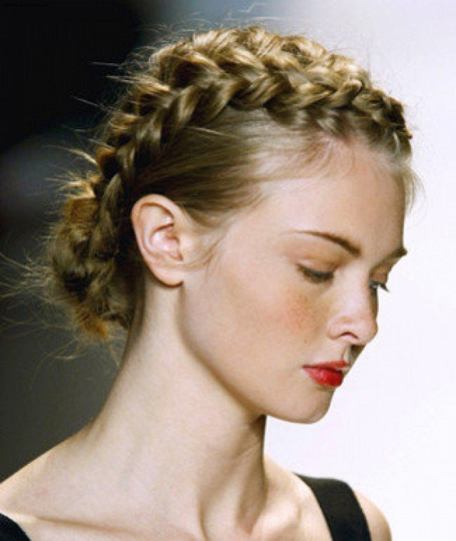 Stunning lovely braided hairstyle for women to try pretty designs smart braided hairstyle for long hair urmus Gallery