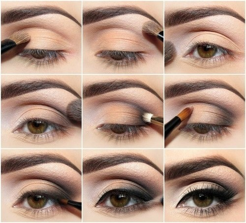 Smokey Party Eye Makeup Tutorial