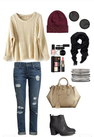 Early Fall Outfit Trends 15 Fashionable Polyvore Outfits