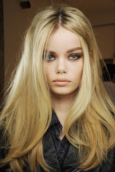 Fashionable Straight Haircuts For Long Hair Pretty Designs
