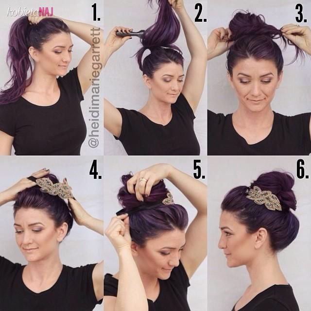 12 Super Easy Hairstyles You Should Have: Hair Tutorials - Pretty ...
