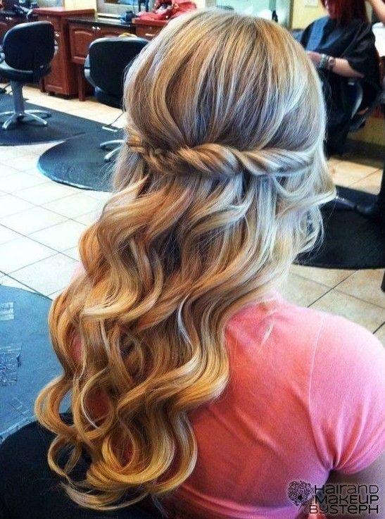 Pleasing 17 Fancy Prom Hairstyles For Girls Pretty Designs Short Hairstyles Gunalazisus