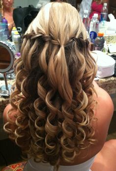 Super 17 Fancy Prom Hairstyles For Girls Pretty Designs Hairstyles For Men Maxibearus