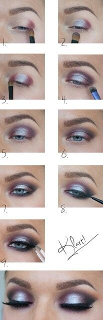 Beautiful Party Make up