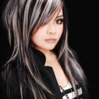 Astounding Brunette Hairstyles With Blonde Highlights Archives Pretty Designs Hairstyle Inspiration Daily Dogsangcom