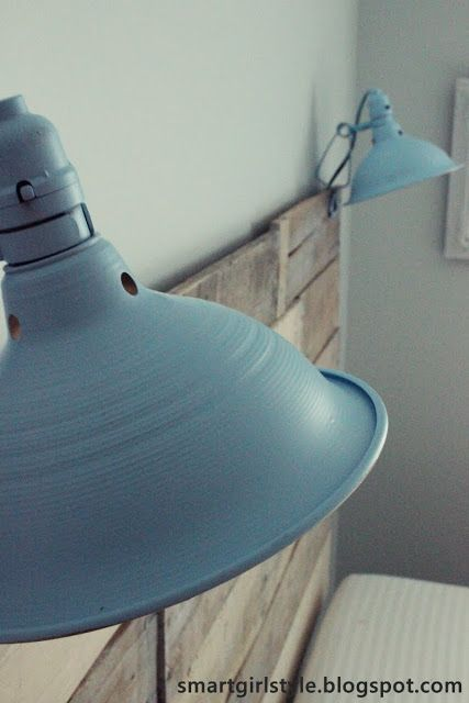 Blue Bedroom Lamps