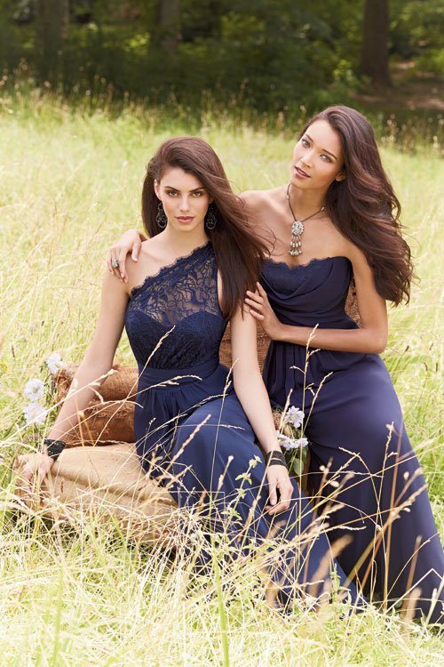 Blue Dresses for Special Occasions
