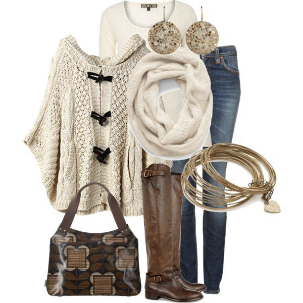 Boho-chic Outfit Idea for Fall