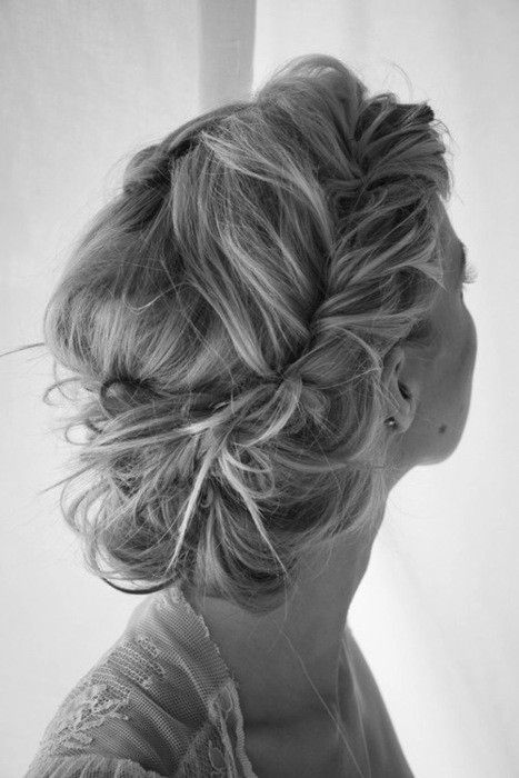 Braided Hair for Wedding Hairstyles