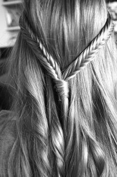 Braided Half Up Hairstyle