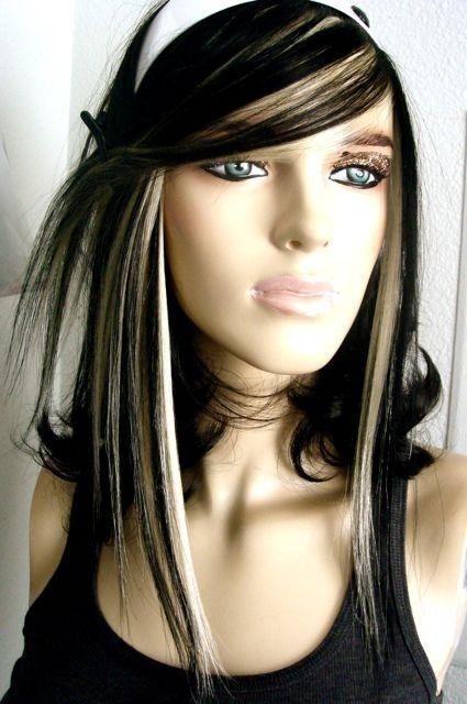 Terrific 14 Wonderful Brunette Hairstyles With Blonde Highlights Pretty Short Hairstyles For Black Women Fulllsitofus
