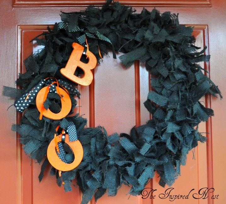 Halloween Decoration Stylish Wreaths For The Front Door