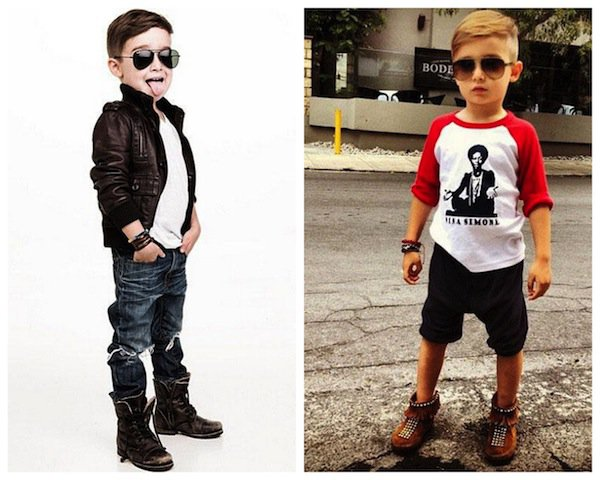Chic Outfit Idea for Boy