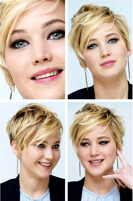 Cool Choppy Haircut for Blond Hair