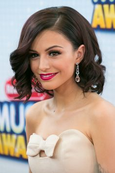 Curly Bob for Cher Lloyd Hairstyles
