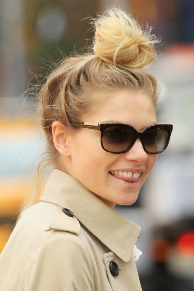 Superb Beautiful Messy High Bun Hairstyles To Try Pretty Designs Short Hairstyles For Black Women Fulllsitofus