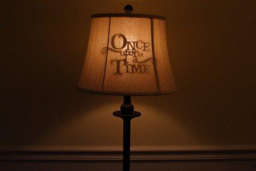 DIY Reaiding Lamp